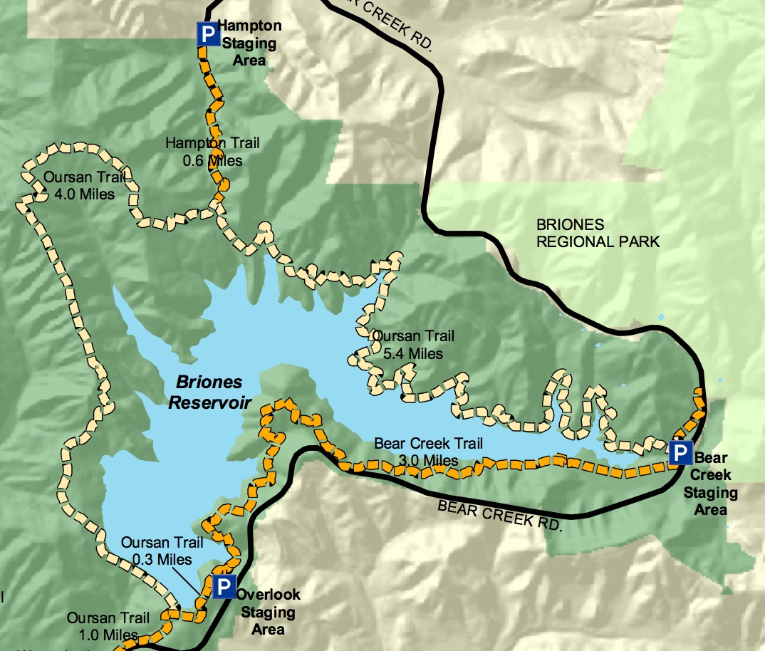Orinda Oaks: The Undiscovered Hikes Of Lamorinda