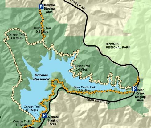 Oursan-Map