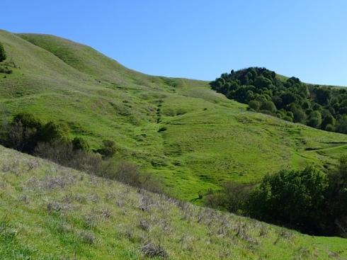 The second climb